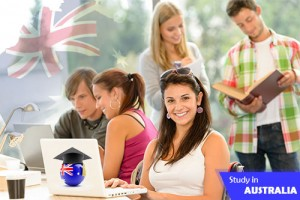 Study in Australia for Higher Education