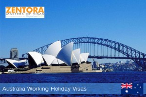 Australian Working Holiday Visa