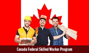Canada Federal Skilled Worker Program