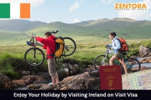 Enjoy Your Holiday by Visiting Ireland on Visit Visa