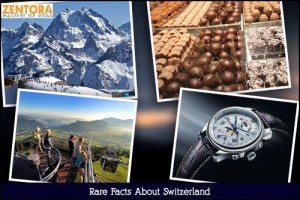 Rare facts about Switzerland